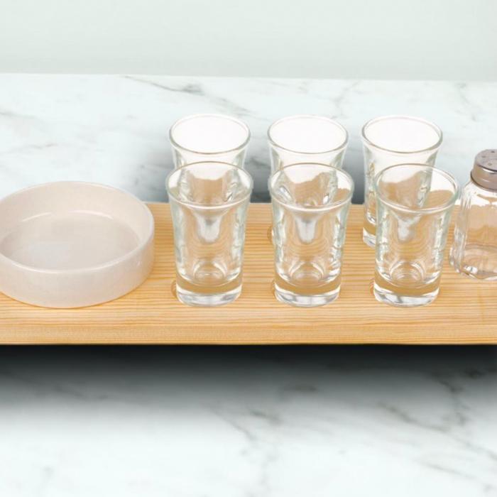 Set servit tequila Premier 3