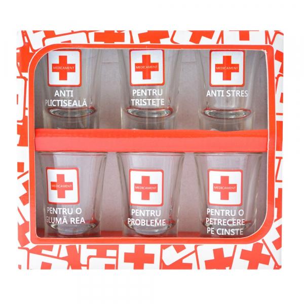 Pahare shoturi Haioase Medicament 2