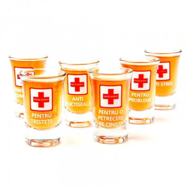 Pahare shoturi Haioase Medicament 3
