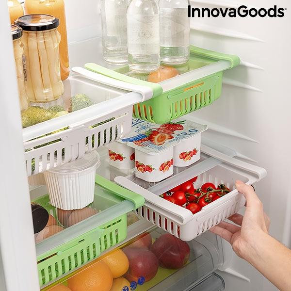 Organizator de frigider reglabil Friwer  SET 2 bucati 7