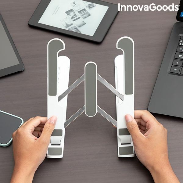 Stand pliant și reglabil pentru laptop ,telefon sau tableta [12]
