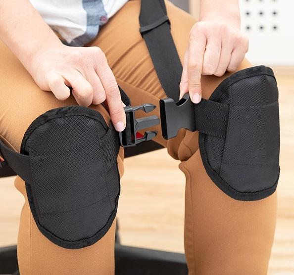 Suport de corecție posturală, reglabil și portabil Colcoach 3
