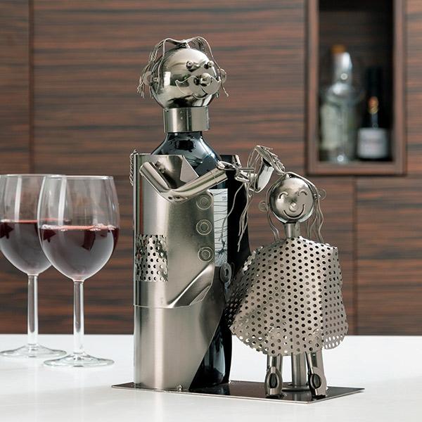 Suport pentru sticla de vin Hairstylist 3