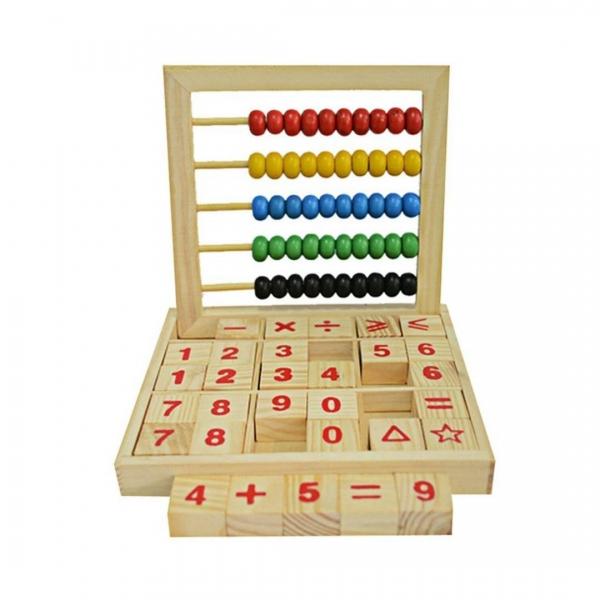 Tabla de socotit cu cuburi 0