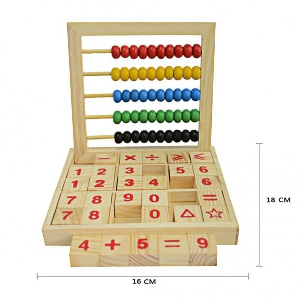 Tabla de socotit cu cuburi 2