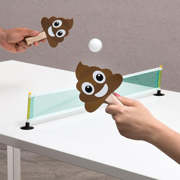 Ping Pong Poo E 0
