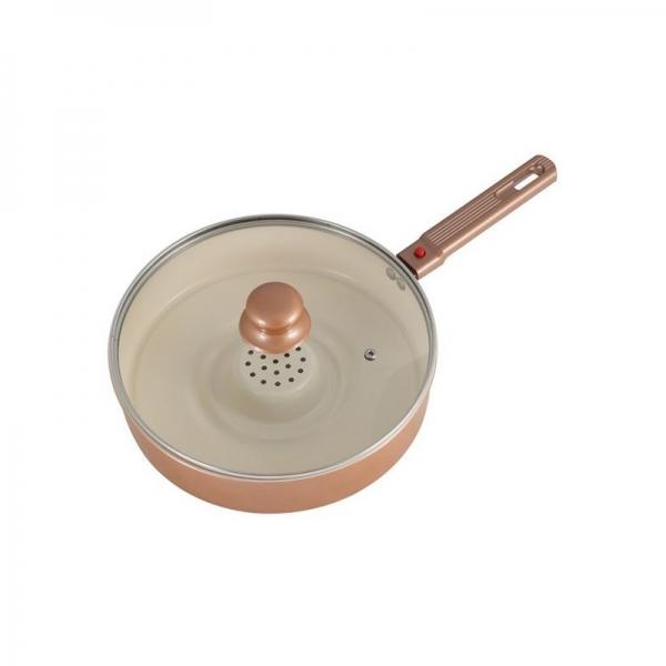 Tigaie MultiCooker placata cu ceramica 0
