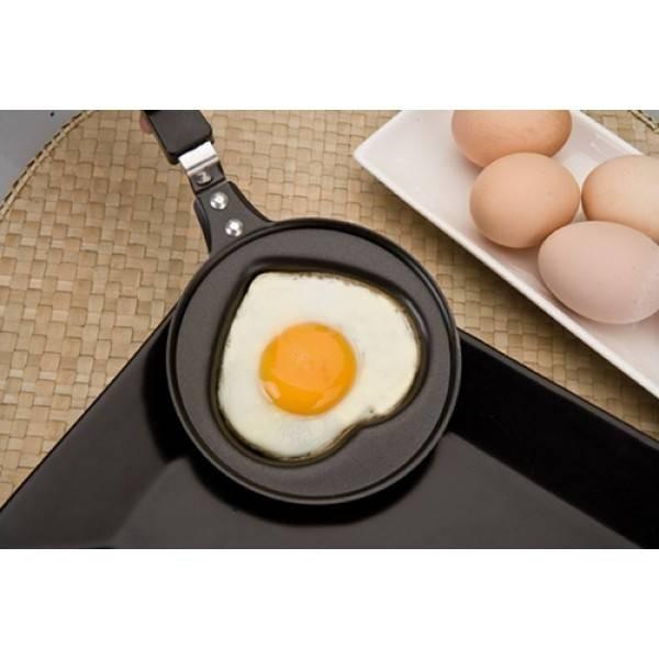 Tigaie pentru oua - INIMA 0
