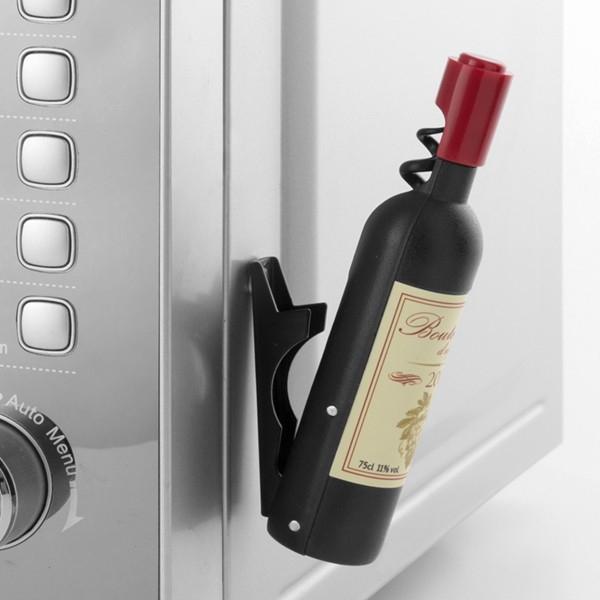 Tirbuson si desfacator cu magnet Wine 1