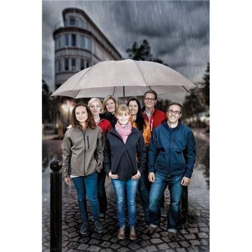 Umbrela gigant CONCIERGE 4