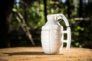 Cana din ceramica tip Grenada1