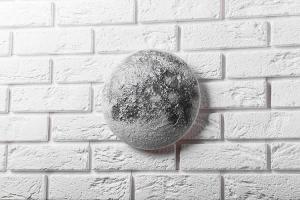Lampa de perete cu fazele lunii5