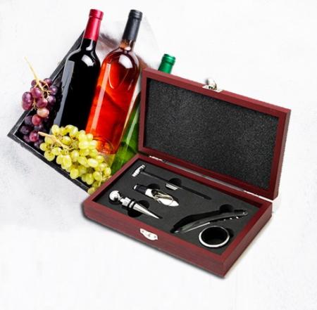 Accesorii pentru vin 5 piese0