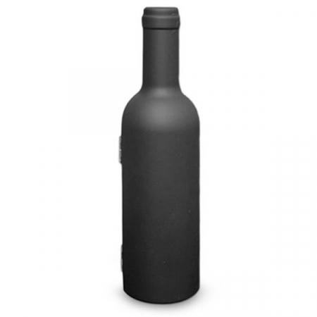 Accesorii de vin in forma de sticla (3piese)1