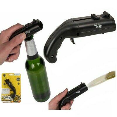 Pistol Desfacator de bere cu Lansator capace