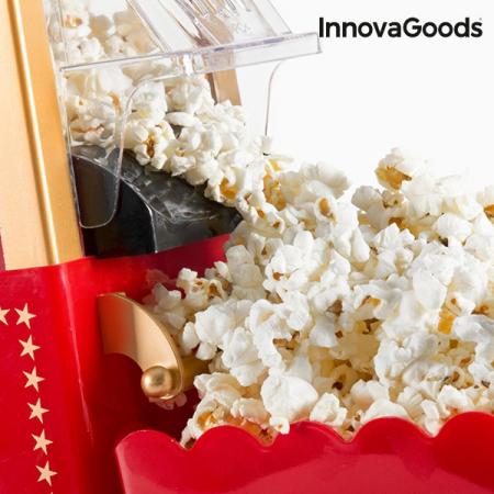 Aparat semiprofesional pentru popcorn [9]