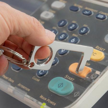 Breloc igienic pentru dechizător de uși Multi-utilizare Security2
