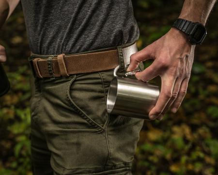 Cana oțel inoxidabil Carabiner3