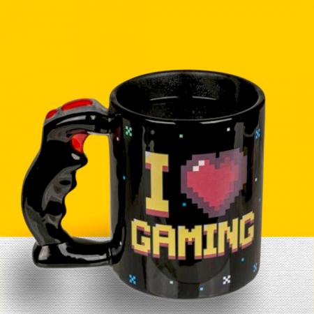 Cana I Love Gaming termosensibila0