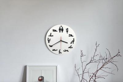Ceas de perete KAMASUTRA3