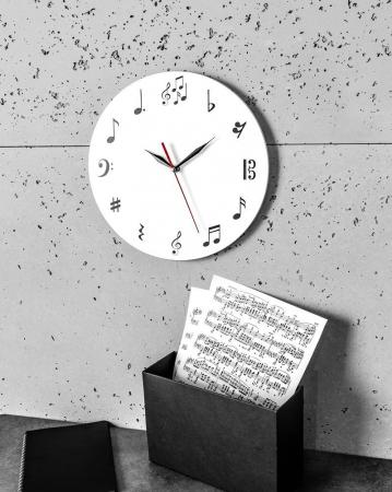Ceas de perete MUSIC  30 cm [1]