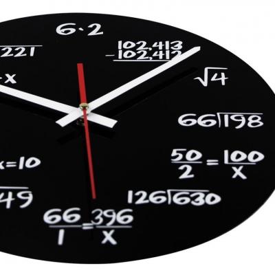 Ceasul de perete Matematica4