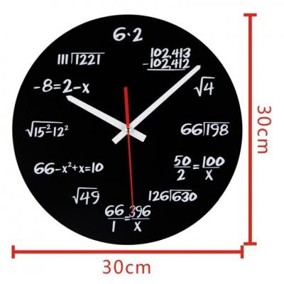 Ceasul de perete Matematica5
