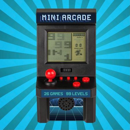 Consola Retro Mini Arcade3