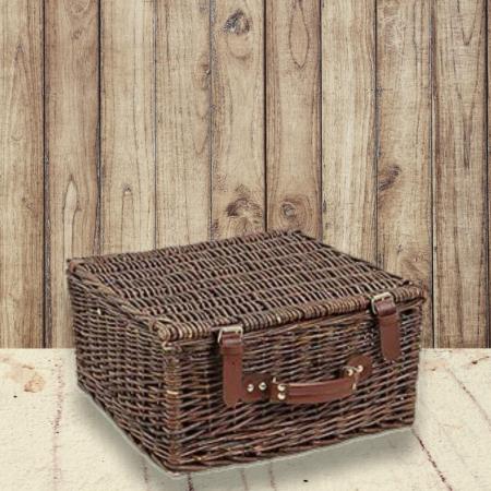 Cos pentru picnic 2 persoane Weide1