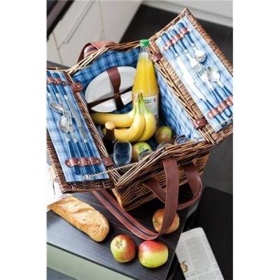 Cos pentru picnic SUMMERTIME de 4 persoane3
