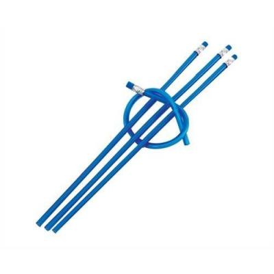 Creion flexibil albastru1