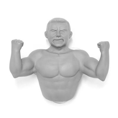 Cuier in forma de brat barbat fitness1