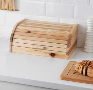 Cutie din lemn pentru paine cu tacator3