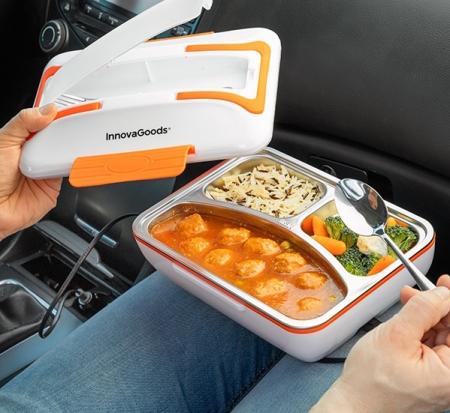 Cutie electrică de prânz pentru mașini Pro Bentau0