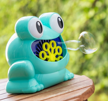 Distribuitor automat de bule de sapun Froggly3