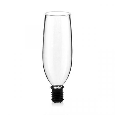 Dop din sticlă pentru sticle Pahar Glam1