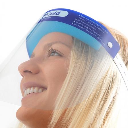 Ecran de protecție facială l2