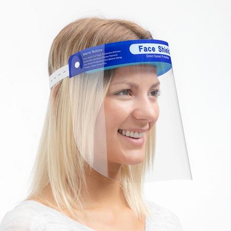 Ecran de protecție facială l0