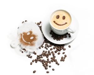Set 16 forme pentru decorat cafeaua0