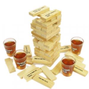 Joc de societate - Jenga cu shoturi/Drunken Tower4
