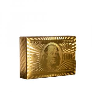 Carti de pocker Aurii - Las Vegas1