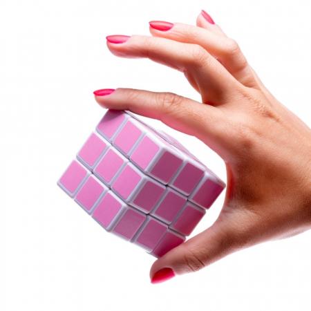 Cub Rubik pentru blonde1