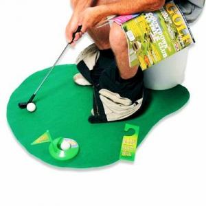 Set Golf pentru toaleta0