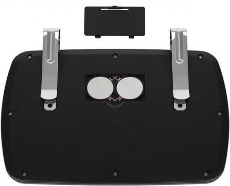 Oglinda auto supraveghere copil, iluminata LED5