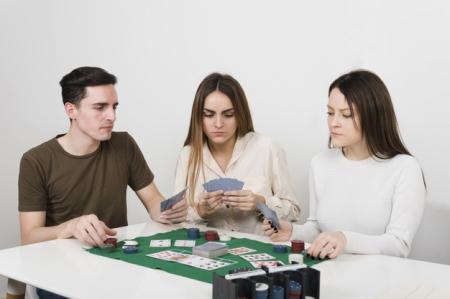 Fata de masa pentru Poker2