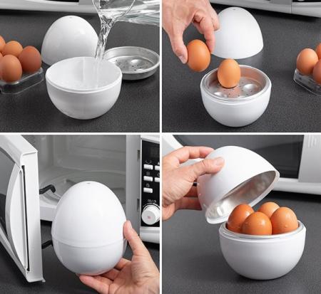 Fierbător de ouă pentru cuptorul cu microunde2