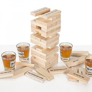 Joc de societate - Jenga cu shoturi/Drunken Tower1