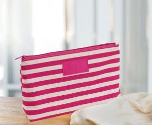 Geanta cosmetice Strips Roz0