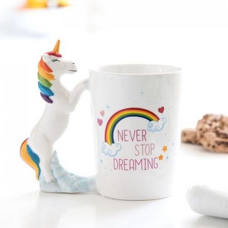 Cana Unicorn - Nu înceta niciodată să visezi