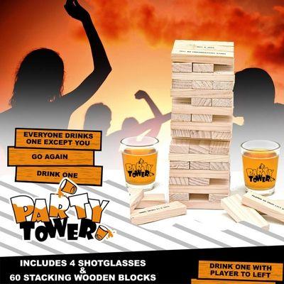 Joc de societate Turnul betivului4